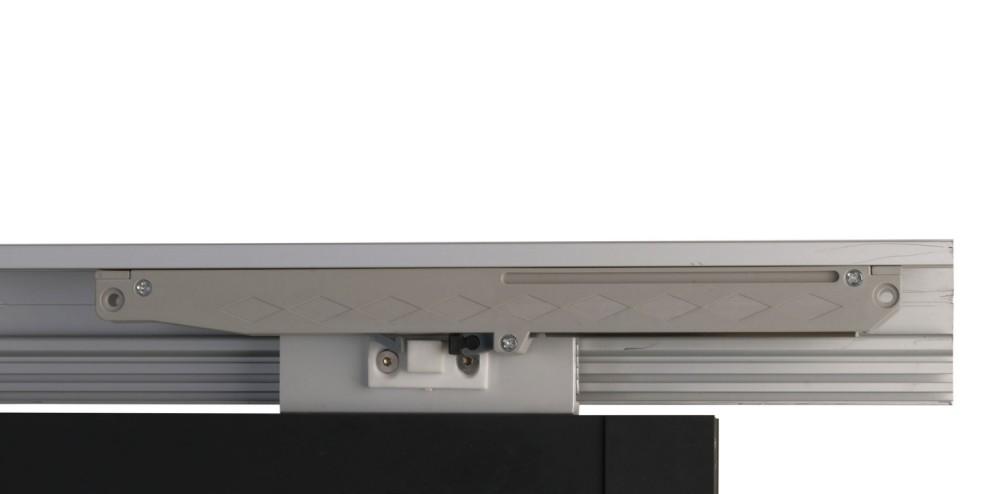Keukenkasten Met Schuifdeuren : Glazen schuifdeuren met inox systeem