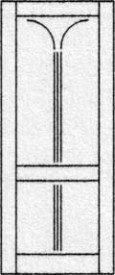 Design porte intérieure 315