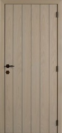 Portes intérieures semi-massives