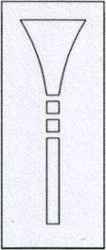 Porte intérieure design 206