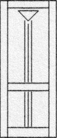 Design binnendeur 317
