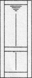 Design binnendeur 368