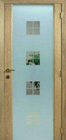 Binnendeur in glas S600