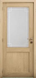 Binnendeur eik CE63.1