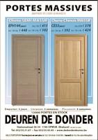 Catalogue portes intérieures