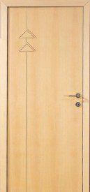 Porte intérieure design 223