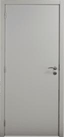 Porte intérieure peinte Theutron grise
